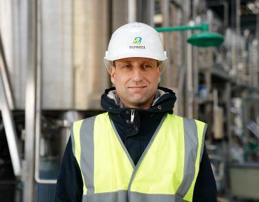 Roy Piek, Director Project Management Consultancy Bilfinger Tebodin