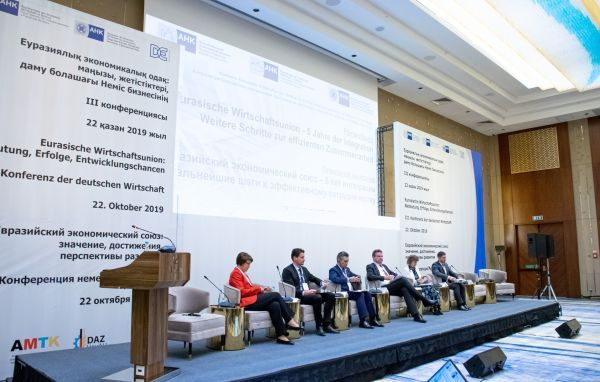 Eurasische Wirtschaftsunion: Bedeutung, Erfolge, Entwicklungschancen