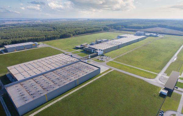 Das Continental-Werk Kaluga gehört zu den 100 Industriebetrieben Russlands