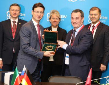 Siemens baut Kraftwerk in Tatarstan