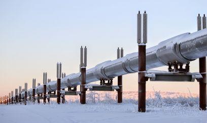 China-Pipeline eröffnet