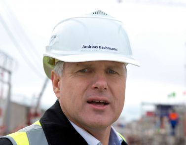 Andreas Bachmann, Generaldirektor OOO Josef Gartner