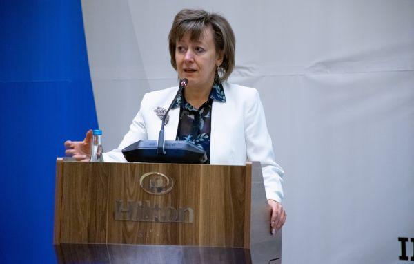 Weronika Nikischina, Ministerin für Handel der Eurasischen Wirtschaftskommission (EAWK)