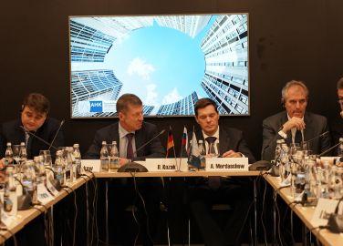 AHK-Präsidialratssitzung: Konjunktur lahmt, Aussichten gut