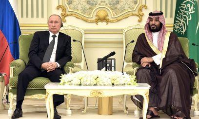 Milliardendeals mit Saudi-Arabien beschlossen