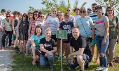 Henkel-Allee macht den ornithologischen Park in Sotschi noch schöner