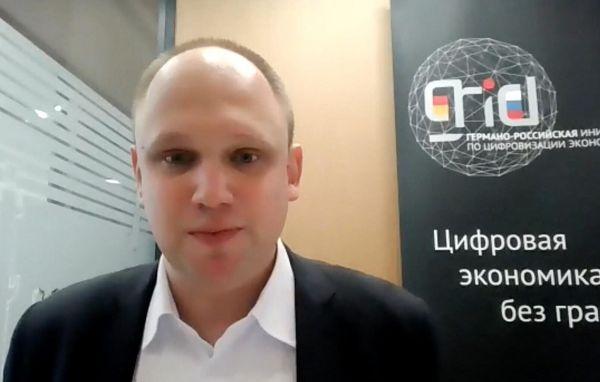 Dmitrij Kononenko, Projektleiter Digitalisierung der Wirtschaft