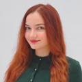 Alexandra Budnik, Leiterin der Abteilung für Zusammenarbeit mit mit Charity-Organisationen bei Motorica